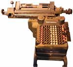Buchungsmaschine Continental