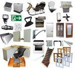 Gebrauchte Bauteile, occasion Bauteile