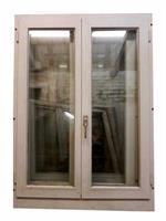 Gebrauchtes Fenster Holz, Isolierverglast